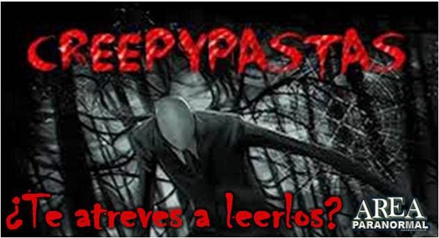 Lista de Creepypasta