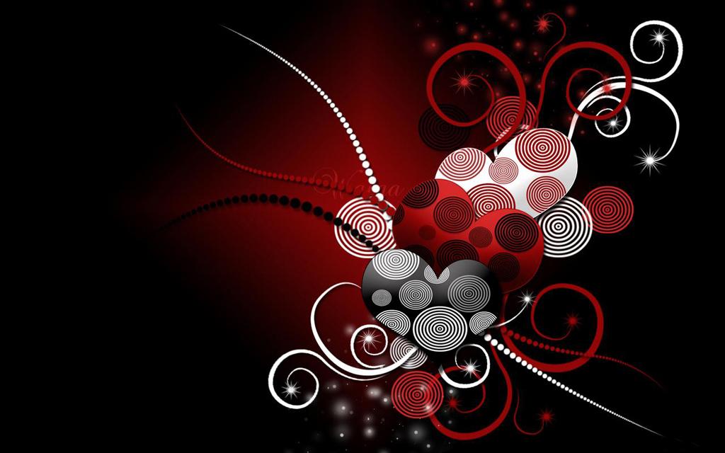 Love Wallpapers Cute Lovely Desktop Backgrounds Heart