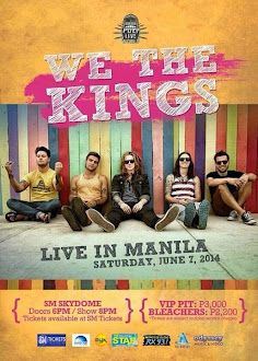 We The Kings Live in Manila