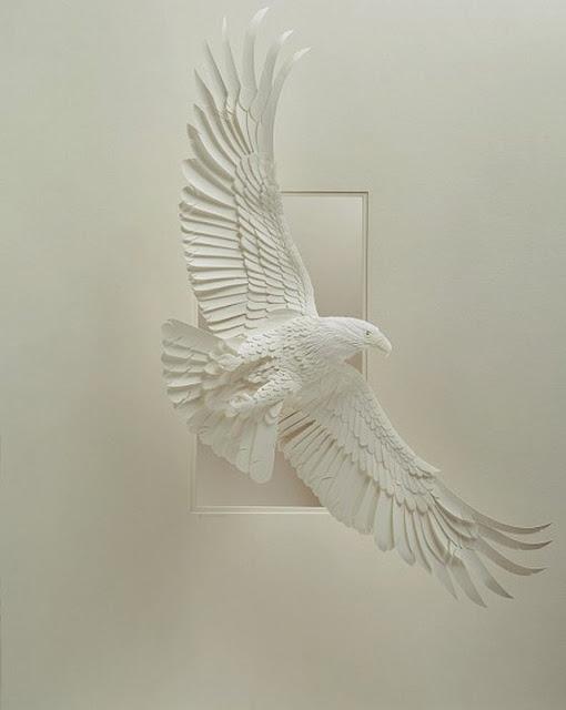 papersculpture28829 - Fantabulous Paper Sculptures