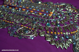 Raishma Purple Tunic Style Review - Aspiring Londoner