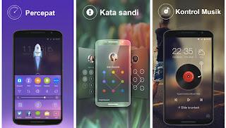 Aplikasi Lock Screen / Pengunci Layar Terbaik Untuk Android || CM Locker Apk