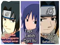 kata kata sasuke yang keren