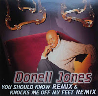 Donell Jones – You Should Know Remix & Knocks Me Off My Feet Remix (VLS) (1997)