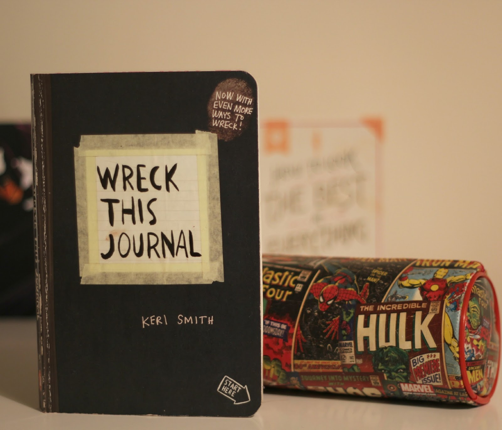 my wreck it journal