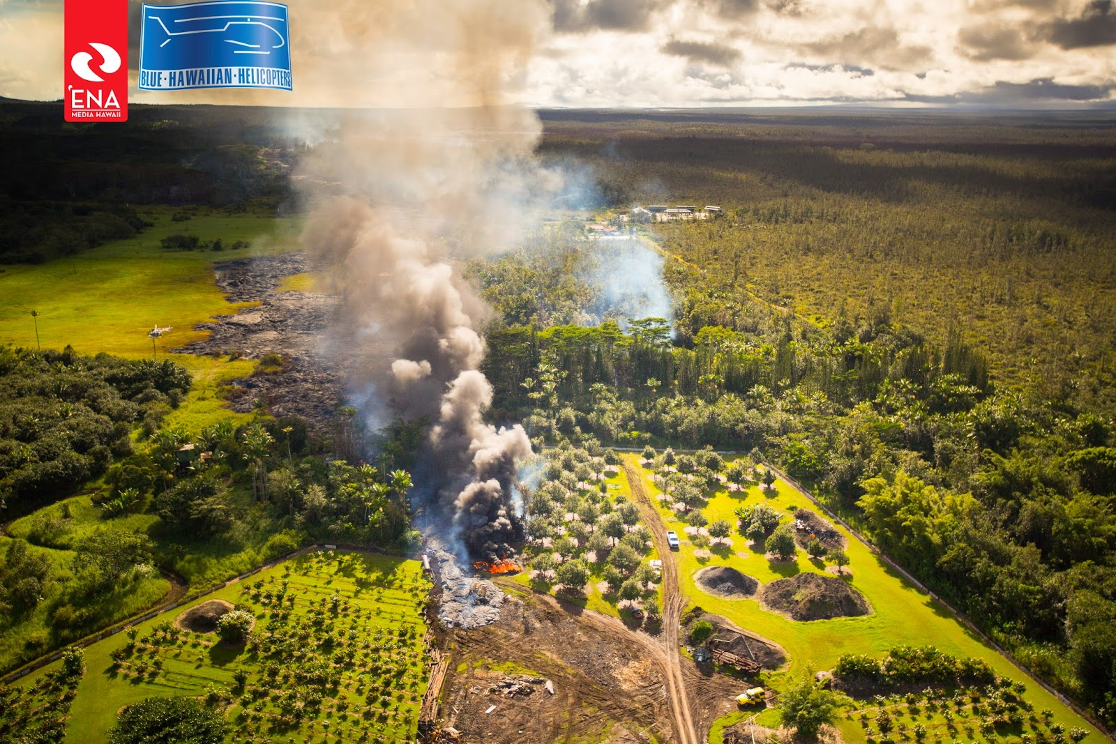 Courtesy Ena Media Hawaii & Blue Hawaiian Helicopters