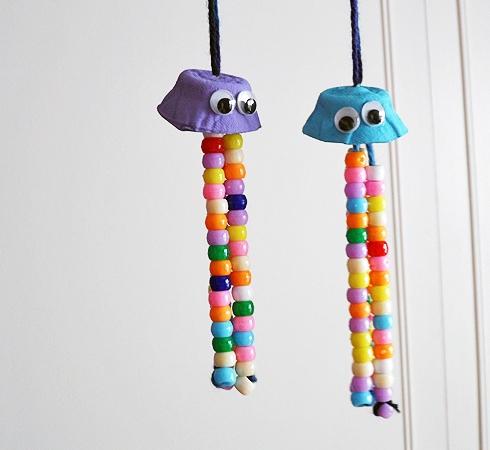 egg carton craft ideas for kids