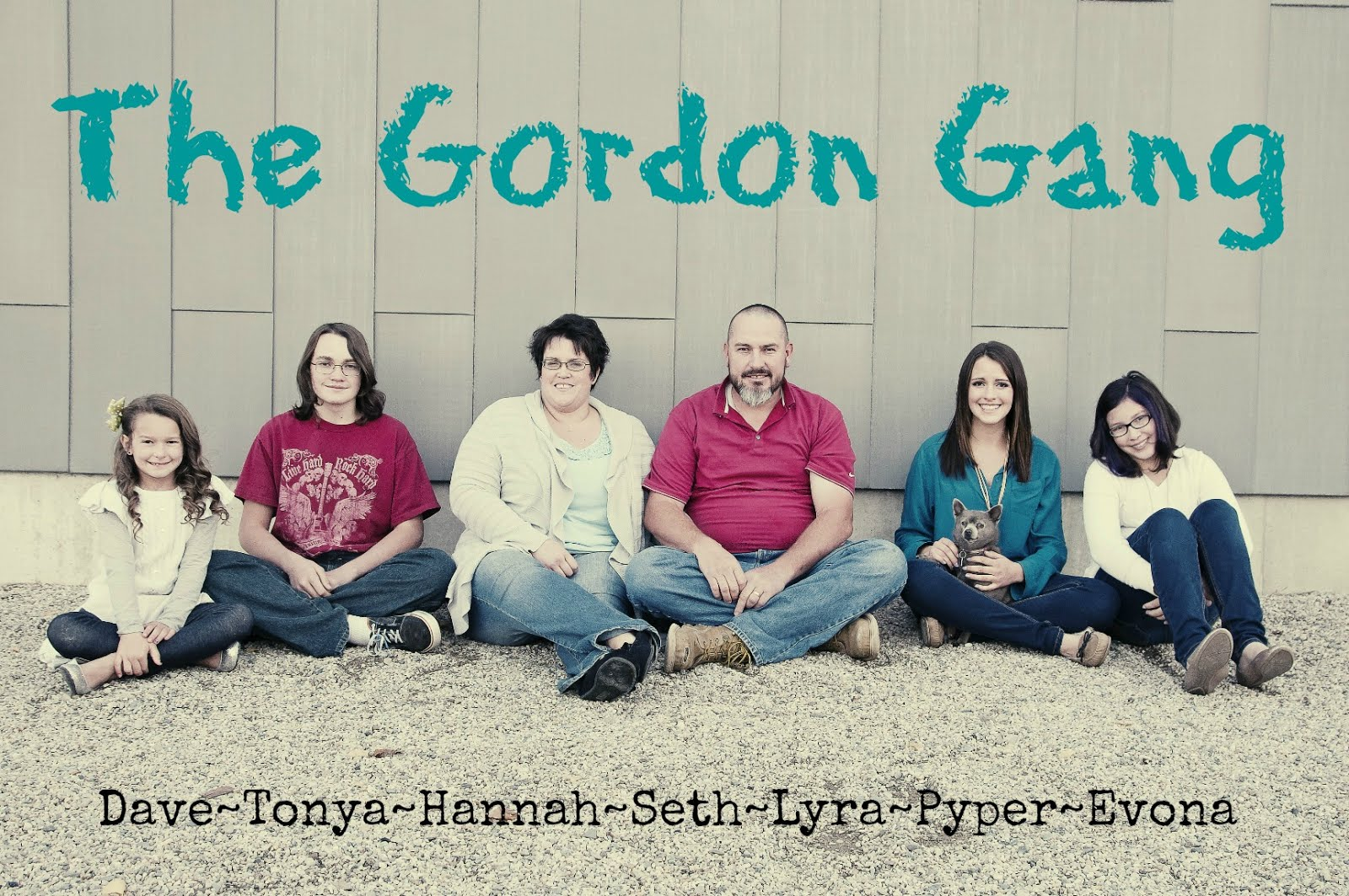 The Gordon Gang