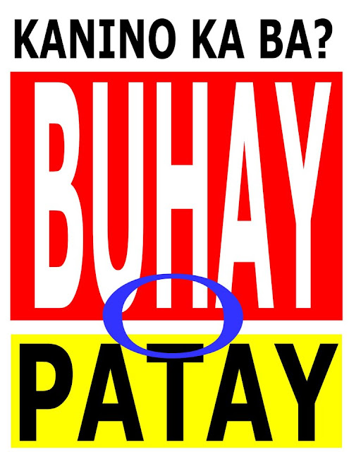 Team Buhay o Team Patay