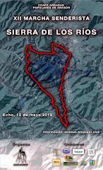 Marcha senderista Sierra de los ríos 2019