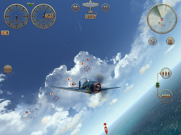 Download Game PC Sky Gamblers Storm Raiders [Full Version]