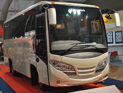 TOURISTO MEDIUM BUS | NEW ARMADA