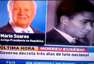Bruno Nogueira: Mário Soares adormecia em todo o lado e dava puns