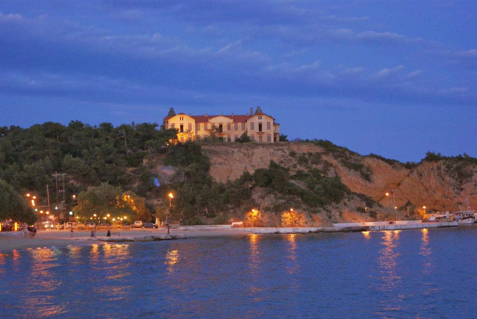 Limenaria, Grecja Thassos