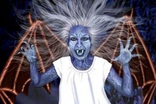 7 Setan Hantu Terseram Di Dunia