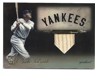 Babe Ruth Memorablila