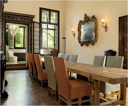 Old world dining room design ideas for Old world dining room ideas