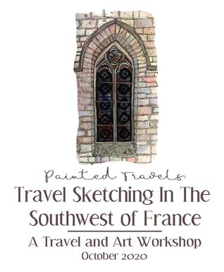 Travel & Art Workshop in SW France