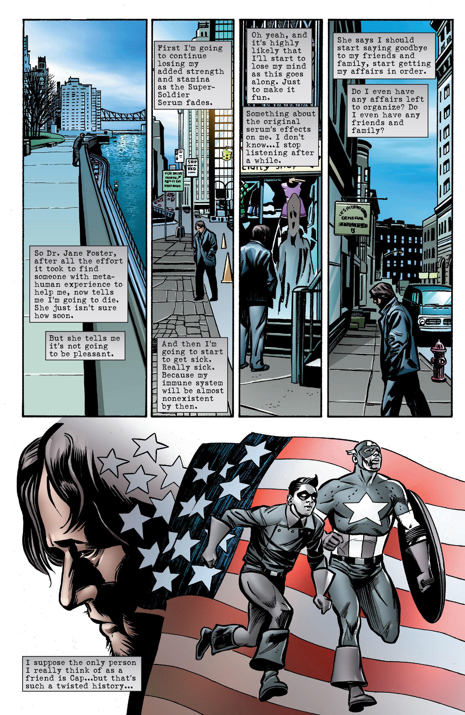 Captain America (2005) Issue #7 #7 - English 5