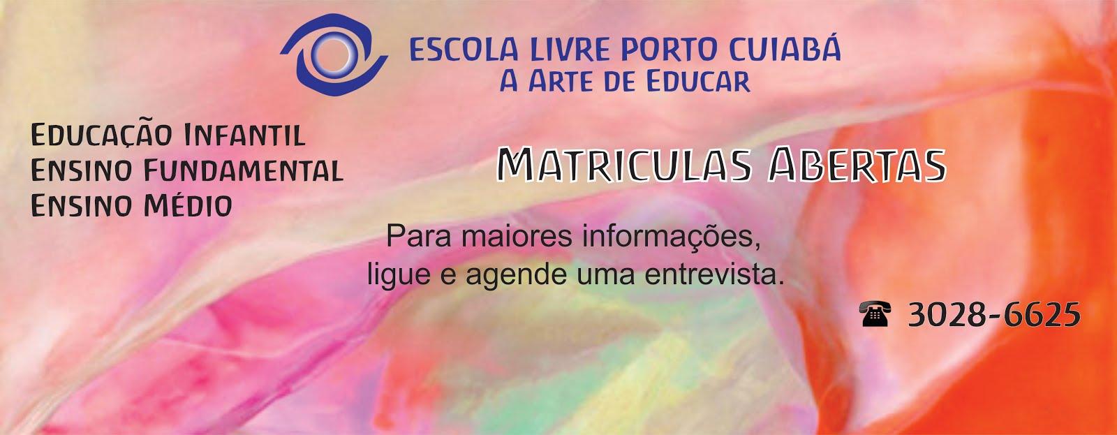 Escola Livre Porto Cuiabá