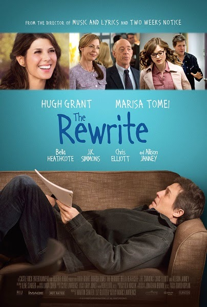 Film The Rewrite 2015 (Bioskop)