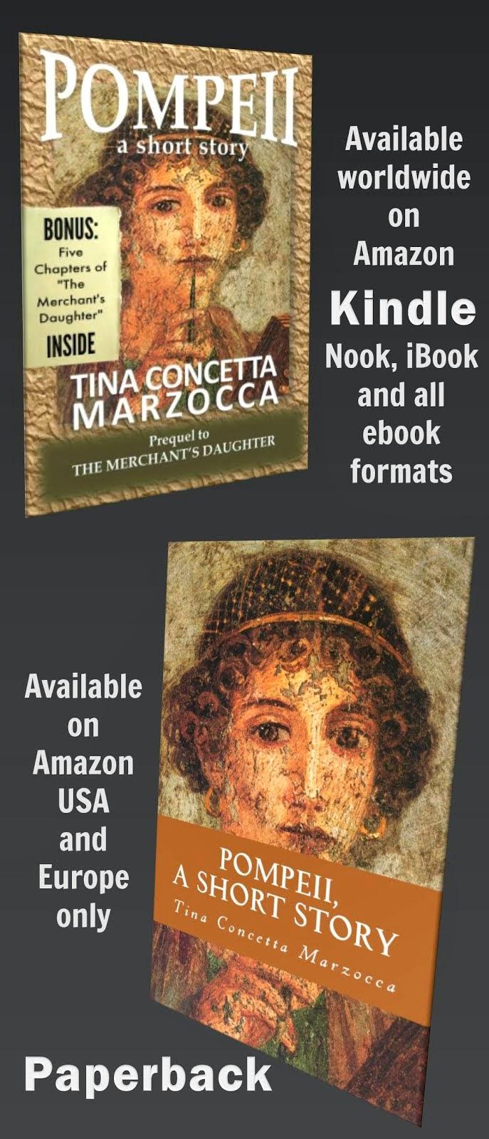 Pompeii, a Short Story