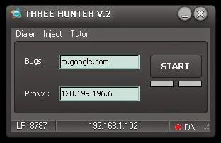 Inject Tri HUNTER V.2 16 Agustus 2014