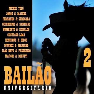 Baixar CD  Bailão Universitário Vol 2 [2011]