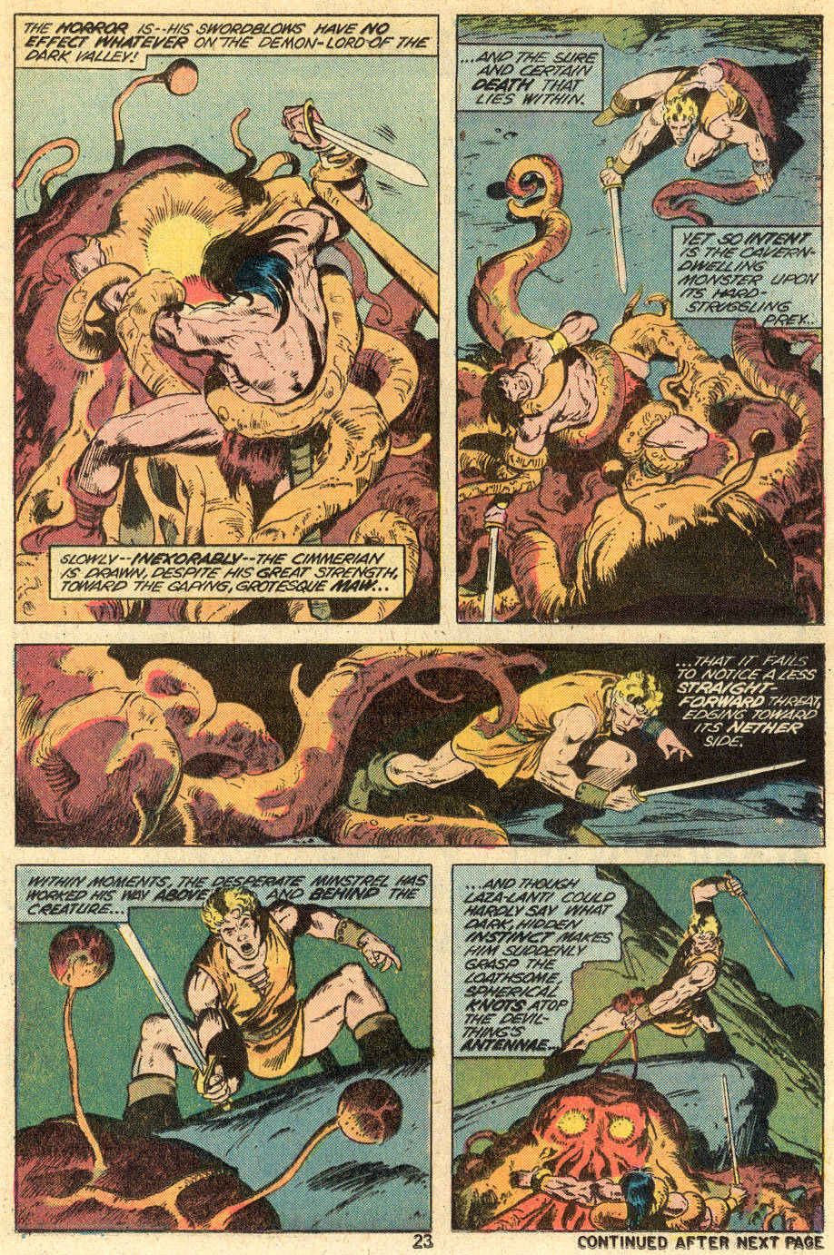 Conan the Barbarian (1970) Issue #45 #57 - English 14