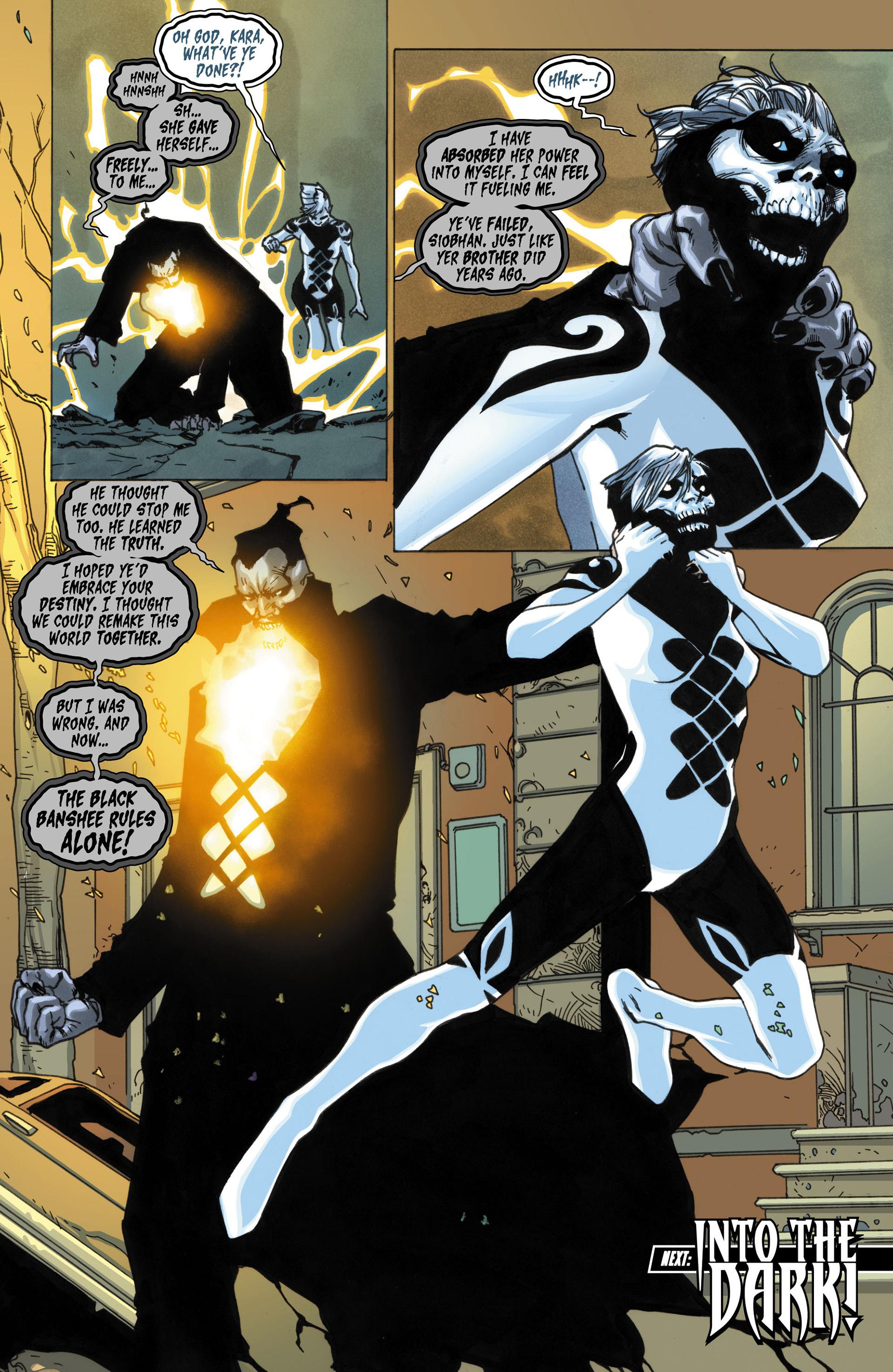 Supergirl (2011) Issue #9 #11 - English 21