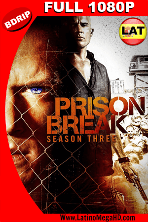 Prison Break Temporada 3 (2007) Latino Full HD BDRIP 1080p ()