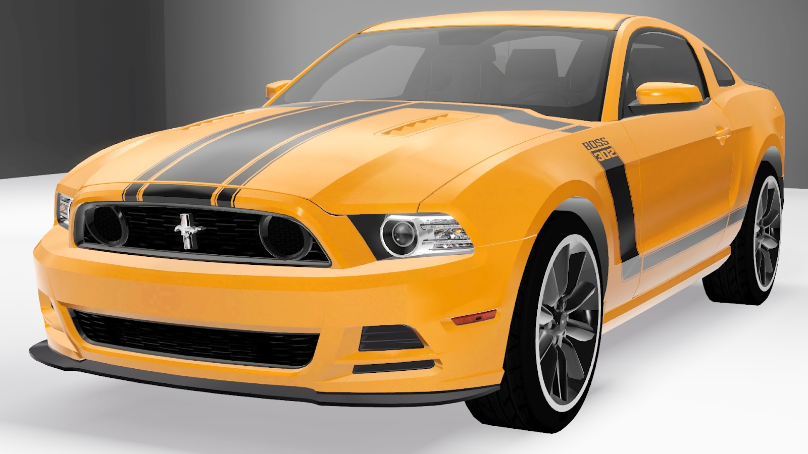 My Sims 3 Blog: 2013 Ford Mustang Boss 302 by Fresh-Prince