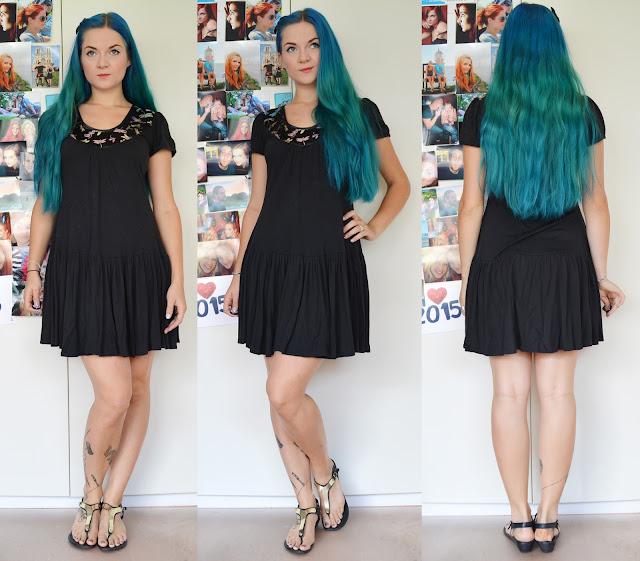 [Nähen] MMM - Dragonfly Dress