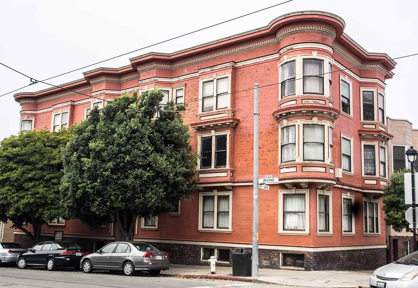 Lloyd S Blog Nice Apartment Building In San Francisco