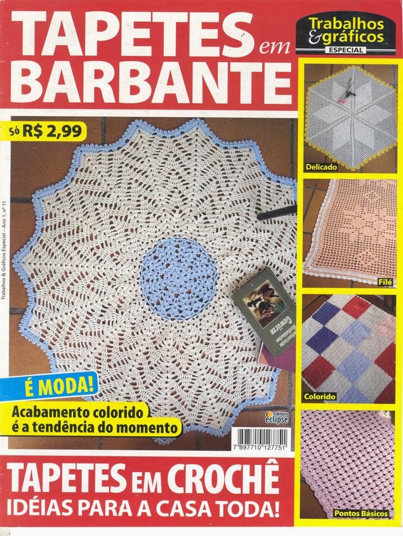 Revista em Barbante