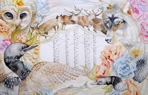 Art Ucalgary Calendar : My owl barn katie green