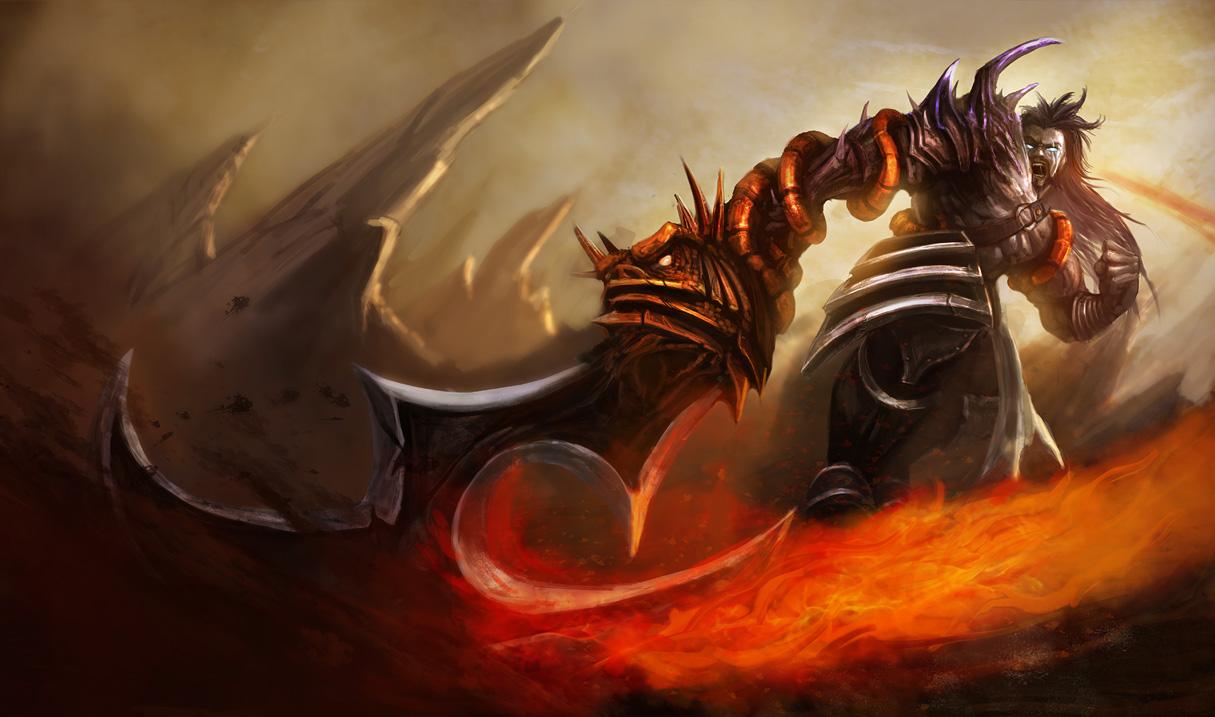 İbliskılıç Tryndamere