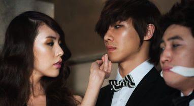 Kan Mi Youn Going Crazy MBLAQ Joon closet