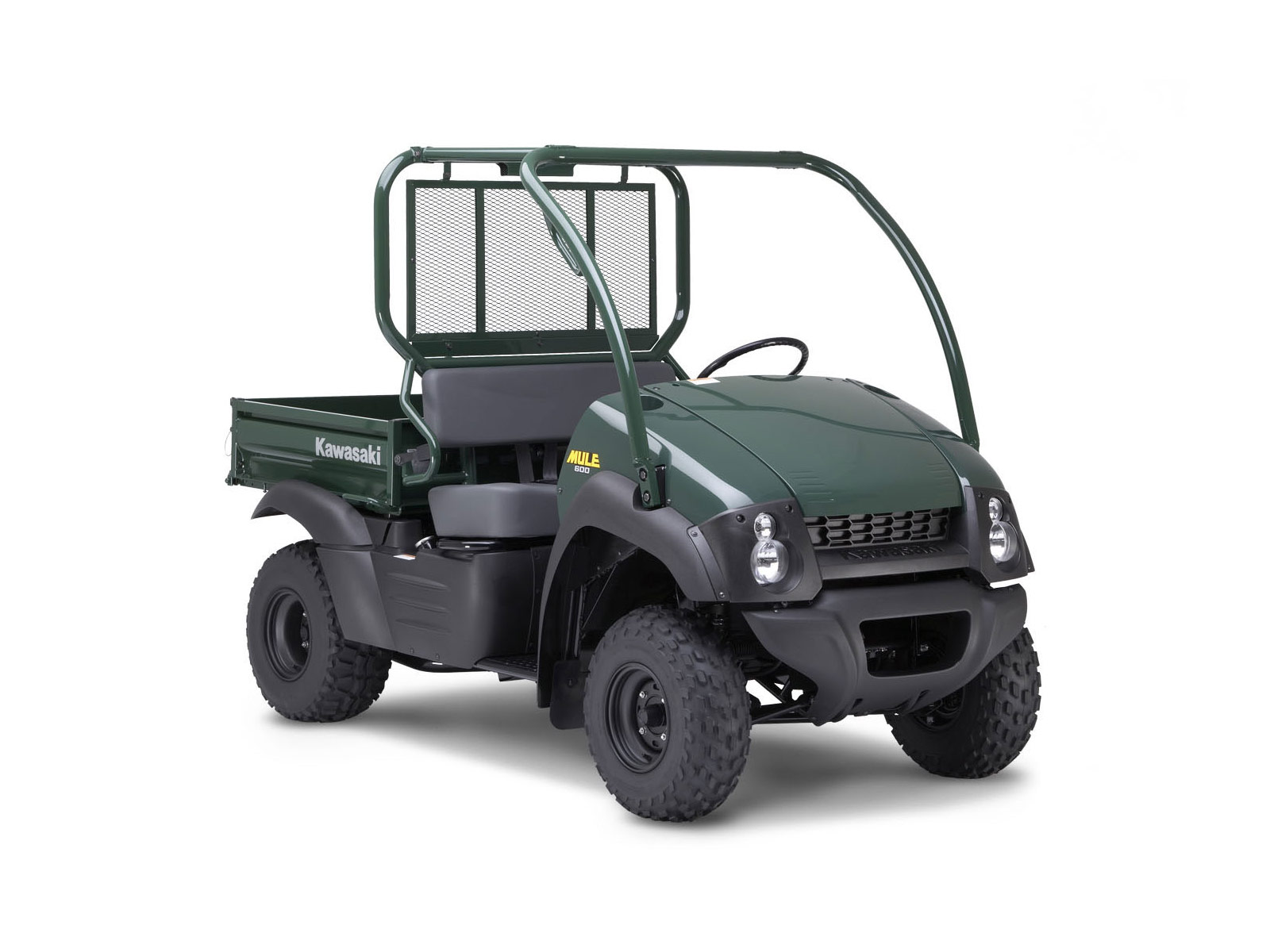 Kawasaki Mule 600 Atv Pictures 2009 Specifications