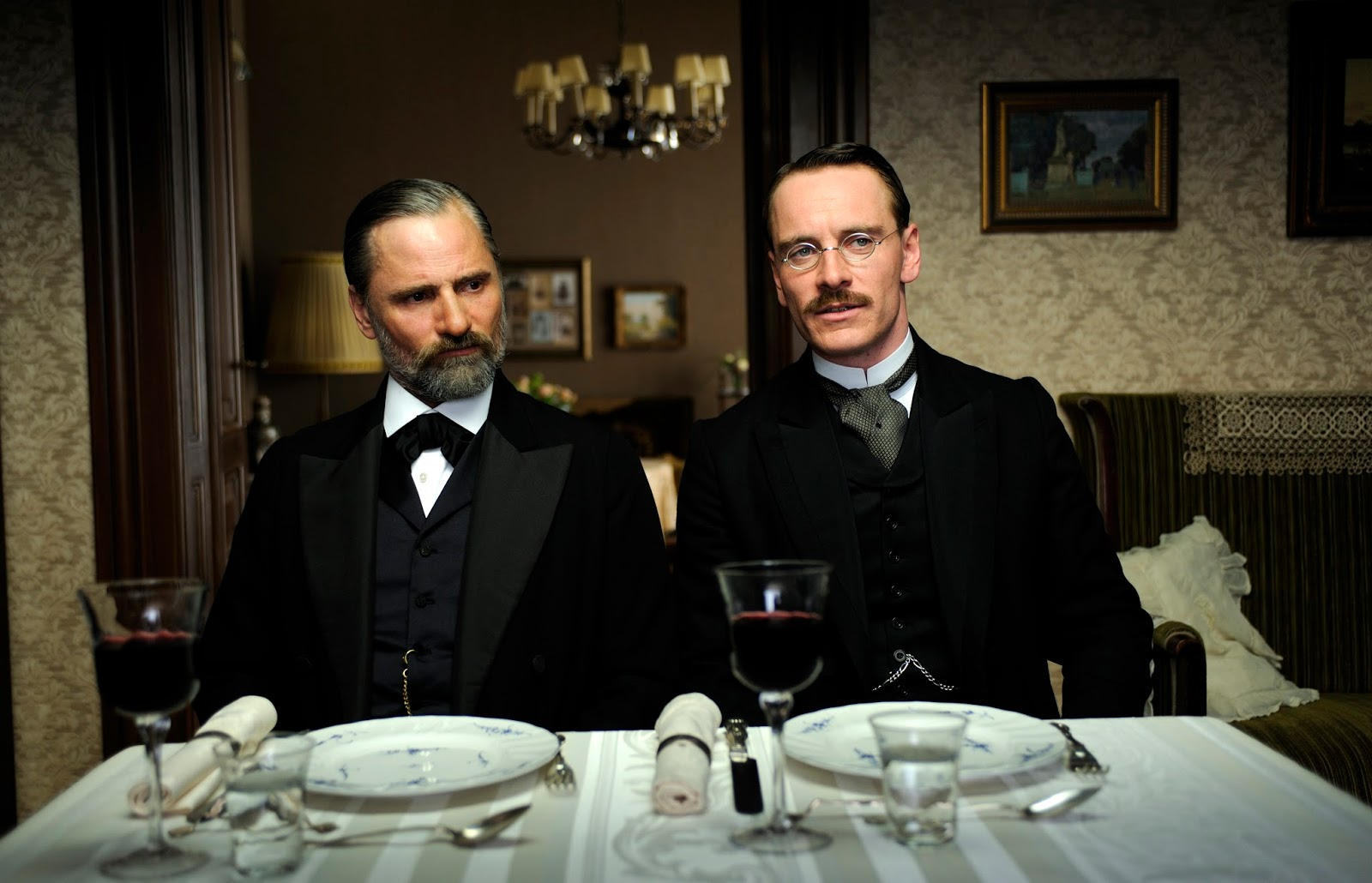 ONLY RECENSIONI TO PLAY WITH: Prendimi l'anima o A ... A Dangerous Method Freud