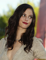 Kaya Scodelario Wuthering Heights Premiere 68th Venice Film Festival