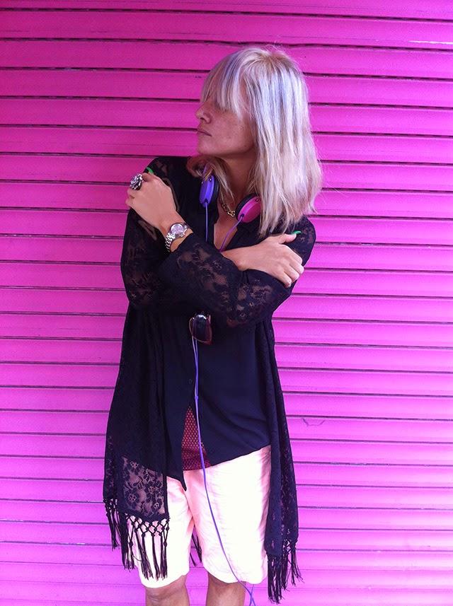 בלוג האופנה של בר טימור בסטייל שקוף