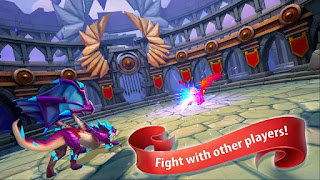 Dragons World 1.80601 Mod Apk (Unlimited Money + HP)