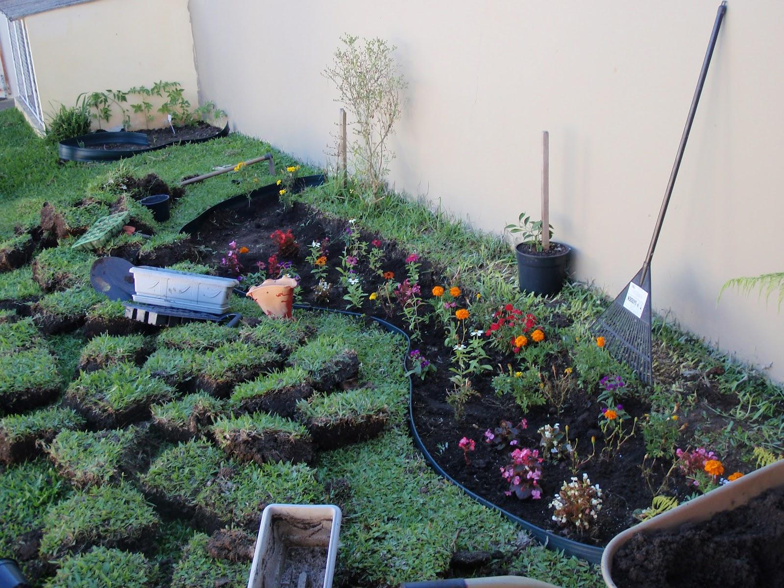Fazendo Meu Jardim Com Pedras Brancas Ideias Para O Seu Jardim