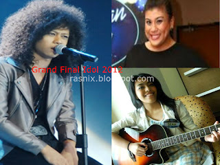 grand final indonesian idol 2012