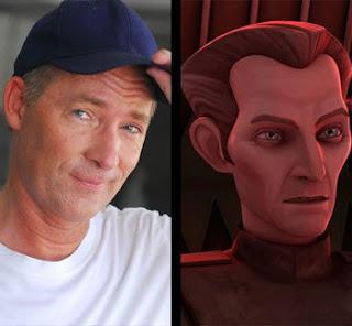 Sorcerer Radio's WDW Tiki Room Interviews Disney/Star Wars Voice Actor Stephen Stanton 11/25