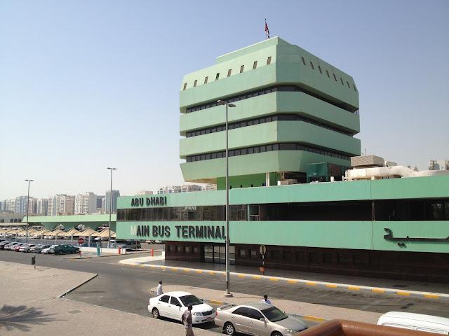 Abu Dhabi Bus Terminal