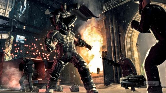 batman arkham origin pc game screenshot 5 Batman: Arkham Origins Repack BlackBox