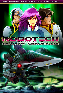 Hoạt Hình Robotech