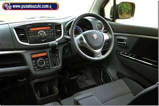 interior suzuki wagon r 2013